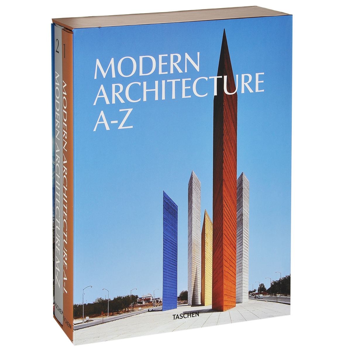 Modern Architecture A-Z (комплект из 2 книг)