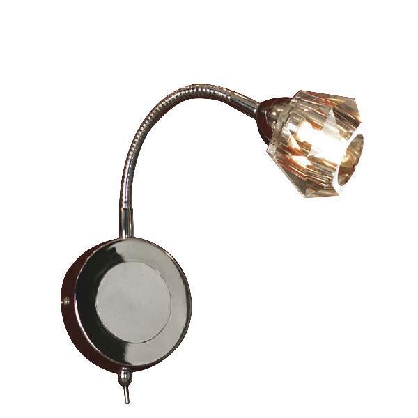 Настенно-потолочный светильник Lussole Atripalda LSQ-2090 01LSQ-2090-01И это не смотря на то, что Lussole производит товары как в классическом и флористическом стилях, так и в стилей модерн, и даже hi-tech.Lussole, фирма с заслужившим, за долгие годы, доверие, именем. Перечень выпускаемой продукции поистине впечатляющ и не оставит равнодушным никого. Плюс ко всему, наряду с качествами внешними, Lussole славится еще и качеством техническим, гарантированно обещая долгие годы радостной эксплуатации своих товаров.Если вы хотите приобрести действительно качественный светильник – компания Lussole это то, что вам нужно.