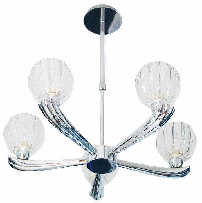 Потолочный светильник ST Luce SL318 102 05SL318 102 05Люстра SL318.102.05 - выполнена в классическом стиле. Для изготовления этой модели были использованы высококачественные материалы, такие как металл и стекло. Световой поток, направленный вниз, не создает теней и дает хорошее яркое освещение вашей комнаты.