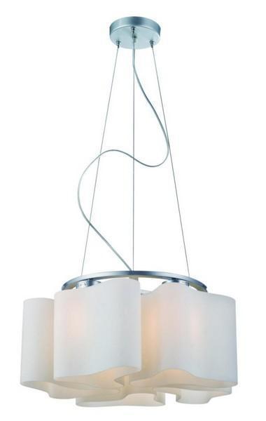 Подвесной светильник ST Luce SL118 503 05SL118.503.05Люстра SL118.503.05 - выполнена в классическом стиле. Для изготовления этой модели были использованы высококачественные материалы, такие как металл и стекло. Световой поток, направленный вниз, не создает теней и дает хорошее яркое освещение вашей комнаты.