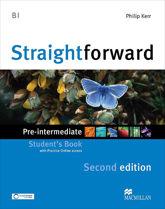 Straightforward: Pre-Intermediate: Student's Book with Practice Online Access дьявол в маске
