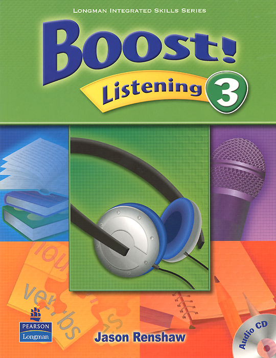 Boost! 3: Listening (+ CD) touchstone teacher s edition 4 with audio cd