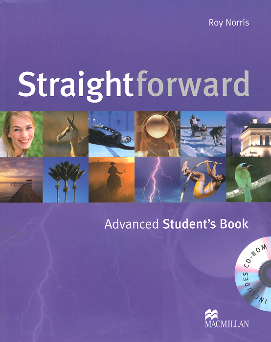 Straightforward Advanced Student's Book + CD-ROM