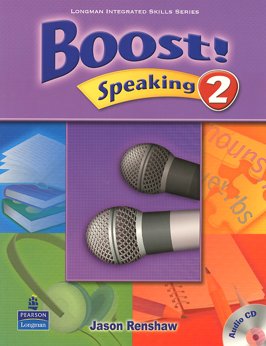 Boost! Speaking 2: Student's Book (+ CD-ROM) roshanak nouralian learning based readiness and speaking ability of efl learners