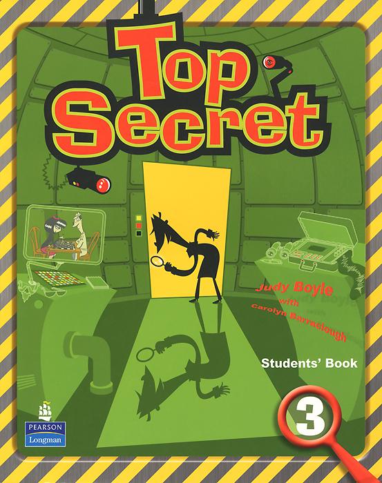 Top Secret 3: Student's book (+ CD-ROM)