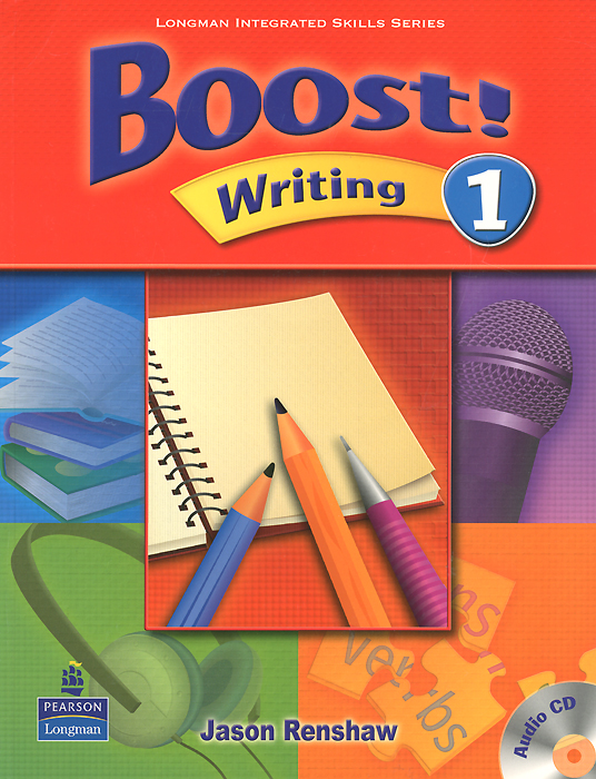 Boost! Writing 1: Student's Book (+ CD-ROM)