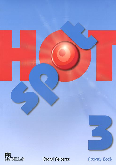 Hot Spot 3: Activity Book enter the world of grammar book a