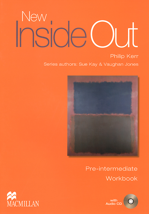 New Inside Out: Pre-intermediate: Workbook (+ CD-ROM) latham koenig christina oxenden clive seligson paul new english file pre intermediate workbook with key and multirom pack