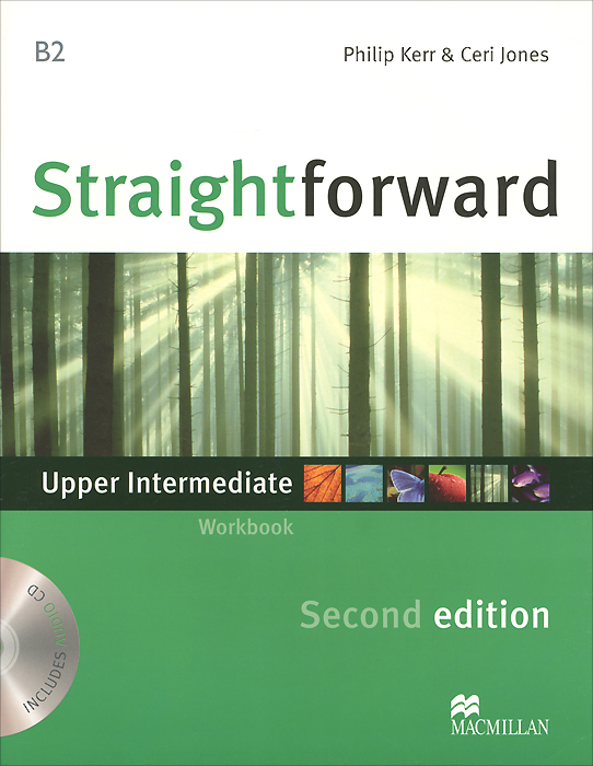 Straightforward: Upper-Intermediate: Workbook (+ CD-ROM)