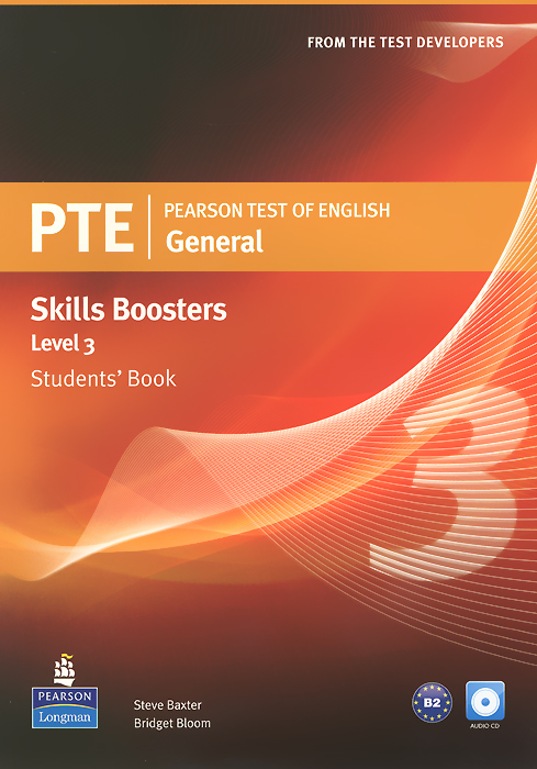 PTE General Skills Booster: Level 3: Student's Book (+ 2CD-ROM) hot spot level 3 teacher s book cd rom