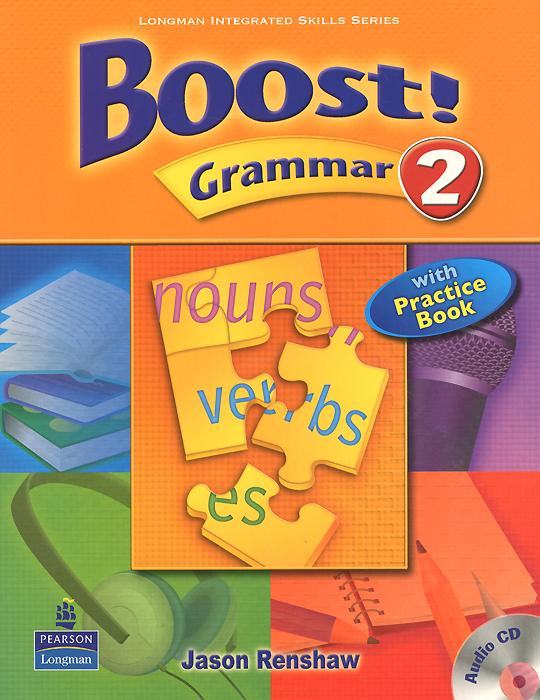 Boost! Grammar 2: Student's Book (+ CD-ROM, Practice Book) hot spot level 3 teacher s book cd rom