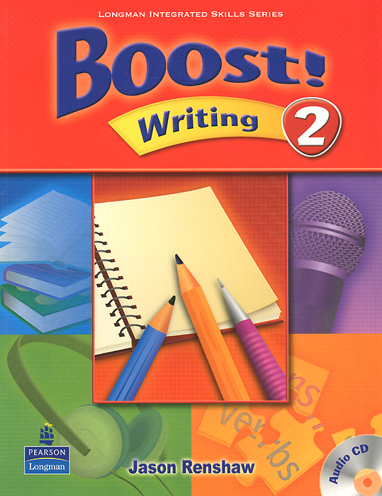 Boost! Writing 2: Student's Book (+ CD-ROM) boost reading 2 cd rom