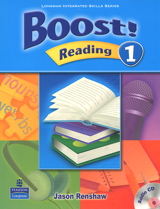 Boost! Reading 1: Student's Book (+ CD-ROM) boost level 2 reading teacher's book