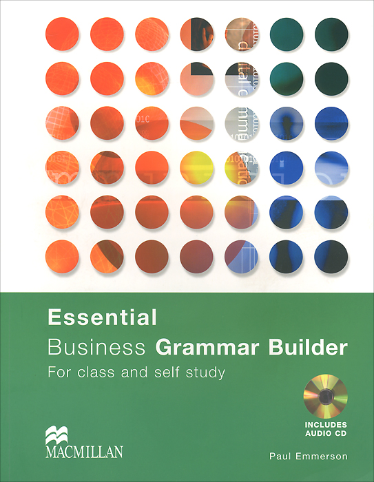 Essential: Business Grammar Builder: Student's Book (+ CD-ROM) cd iron maiden a matter of life and death