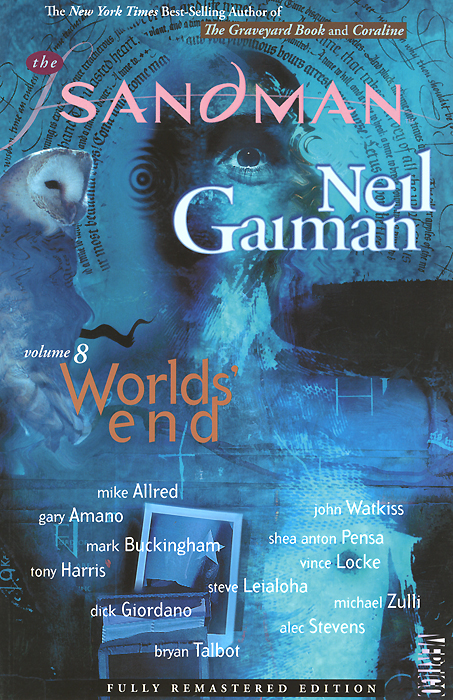 The Sandman: Volume 8: World's End canterbury tales nce