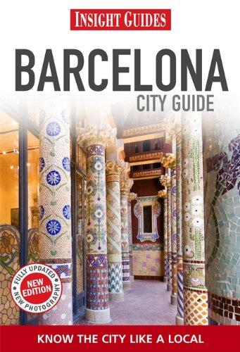 Insight Guides: Barcelona City Guide купить