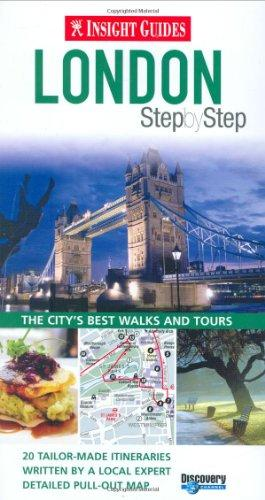 Insight Guides: London Step By Step insight guides london city guide
