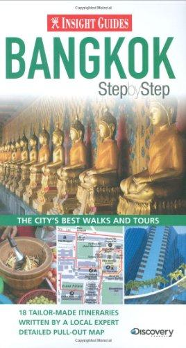 Insight Guides: Bangkok Step By Step