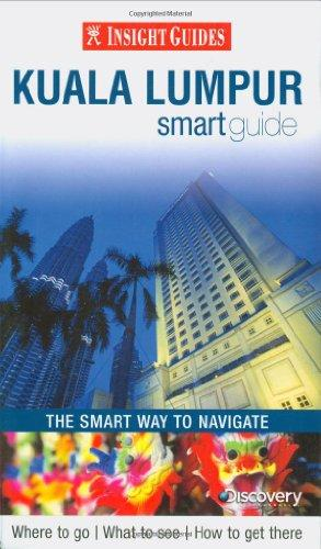 Insight Guides: Kuala Lumpur Smart Guide insight guides barcelona city guide