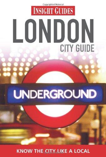 Insight Guides: London City Guide купить