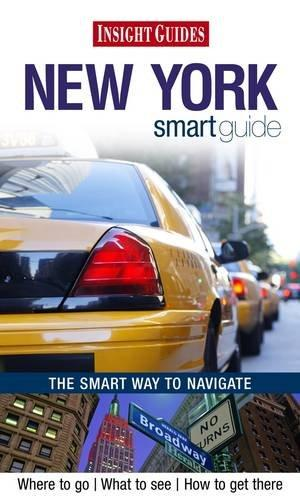 Insight Guides: New York Smart Guide insight guides barcelona city guide