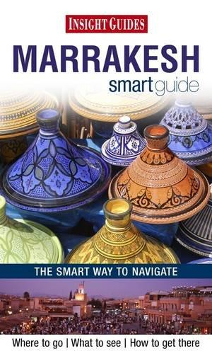Insight Guides: Marrakesh Smart Guide insight guides estonia latvia and lithuania