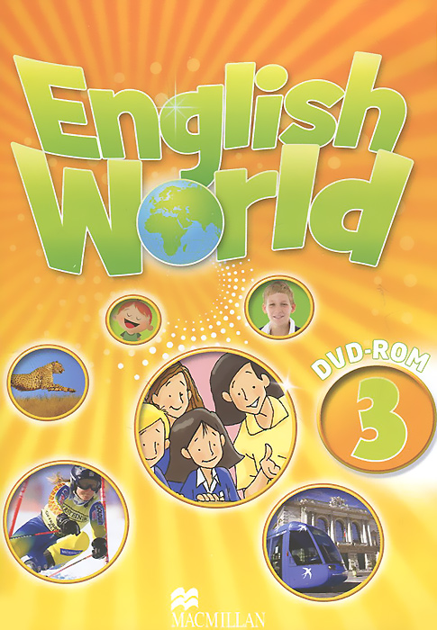 English World 3 (аудиокурс на DVD-ROM) the teaching of english pronunciation in indian higher primary schools