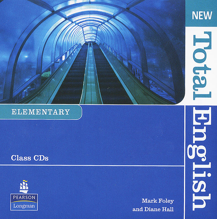 New Total English: Elementary (аудиокурс на 2 CD) 2pcs lot ds12c887 ds12c887 original authentic and new free shipping ic