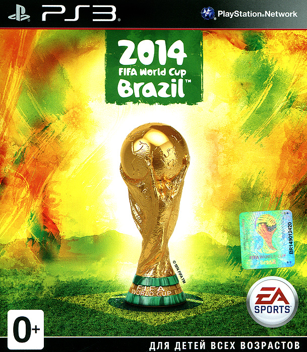 Zakazat.ru 2014 FIFA World Cup Brazil (PS3)
