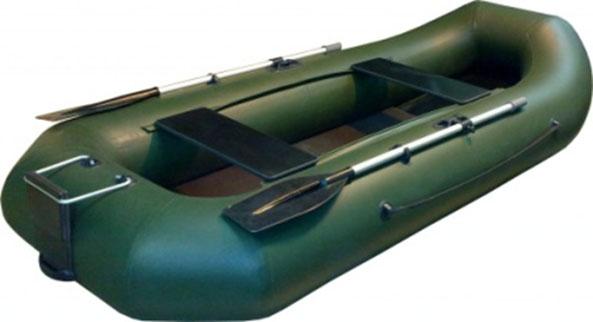 Лодка надувная Лидер Компакт-290, без транца какую лодку пвх купить под мотор 5 лошадей