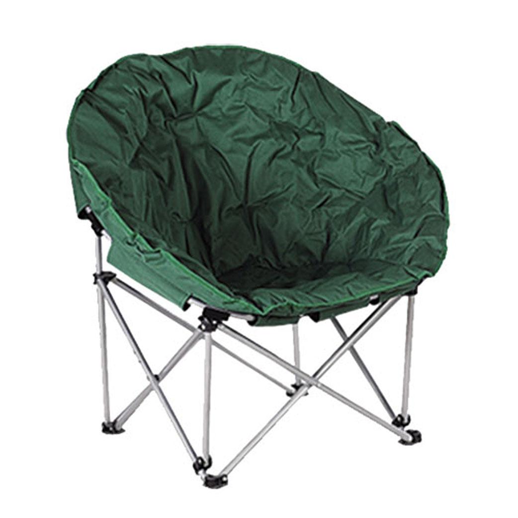 """Кресло складное """"Happy Camper"""", цвет: зеленый"""