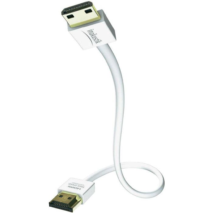 Inakustik Premium Mini XS кабель HDMI, 1,5 м (0042462015)4001985510771