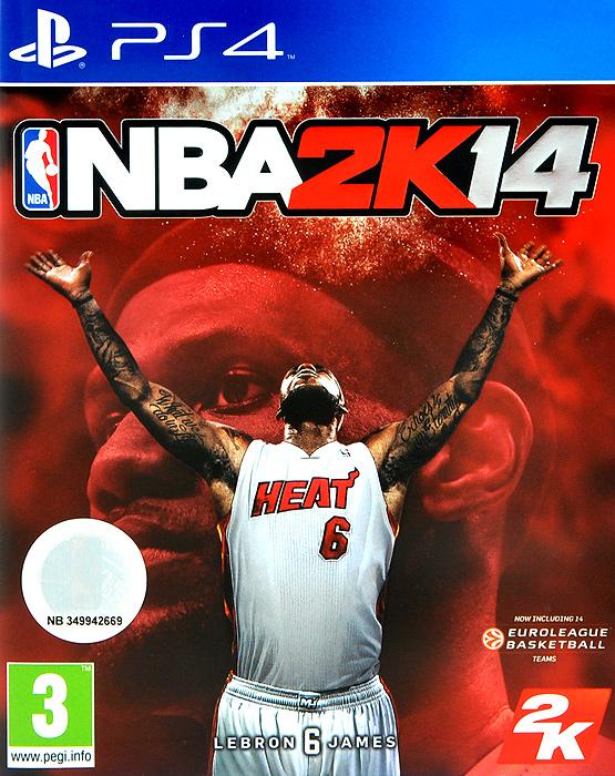 NBA 2K14 (PS4), Visual Concepts