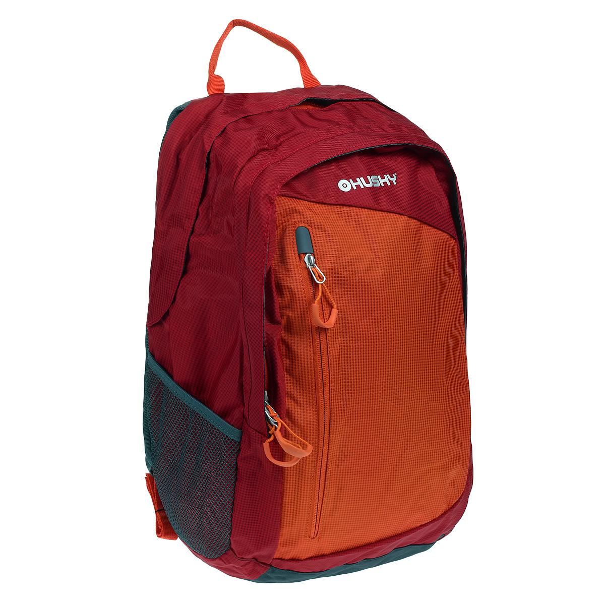 Рюкзак городской Husky Marel 27, цвет: красный рюкзак городской husky maker цвет черный 20 л