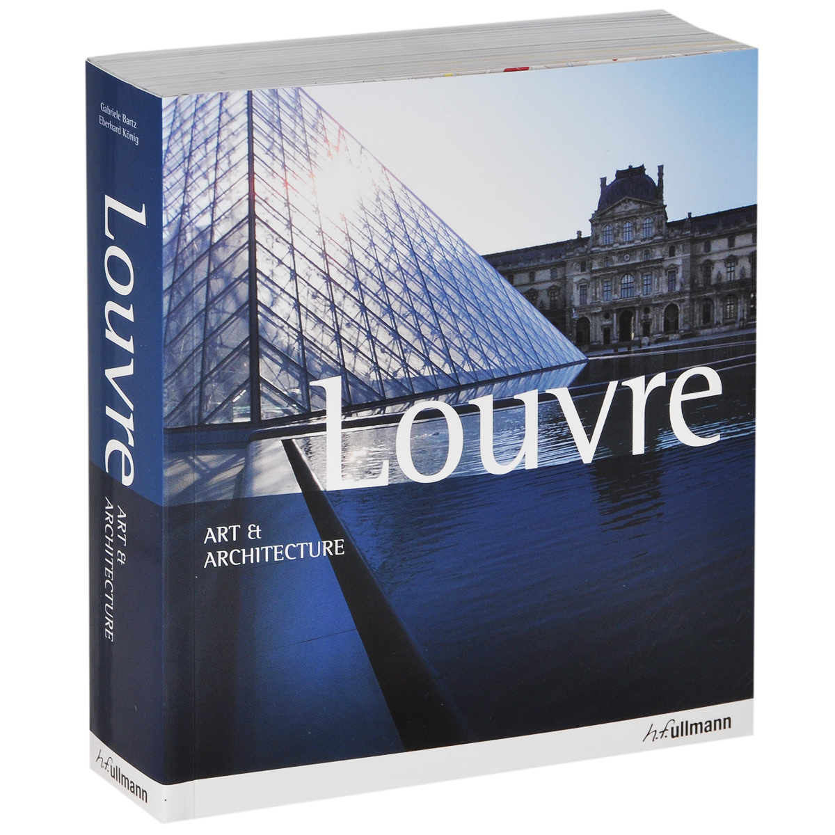 Art & Architecture Louvre the illustrated story of art
