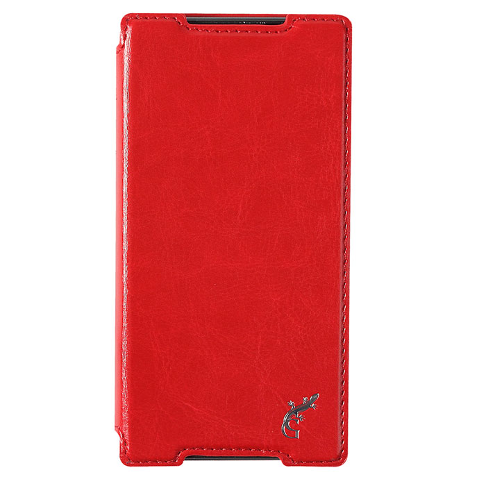 G-case Slim Premium чехол для Sony Xperia Z2 GSM, Red стоимость