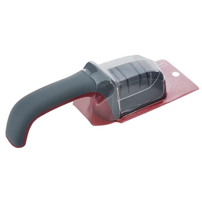 Точилка для ножей Rondell Langsax, механическая точилки для ножей marvel точилка для ножей