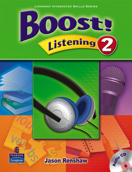 Boost! Level 2: Listening (+ CD-ROM) stylus pro 3800 3800c 3850 3880 3885 3890 cr sensor printer parts
