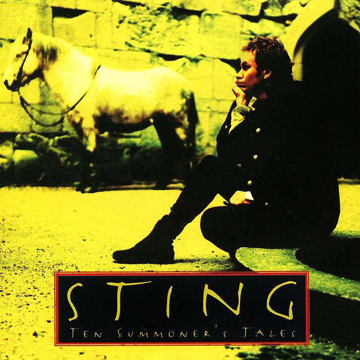 Стинг Sting. Ten Summoner's Tales стинг sting mercury falling