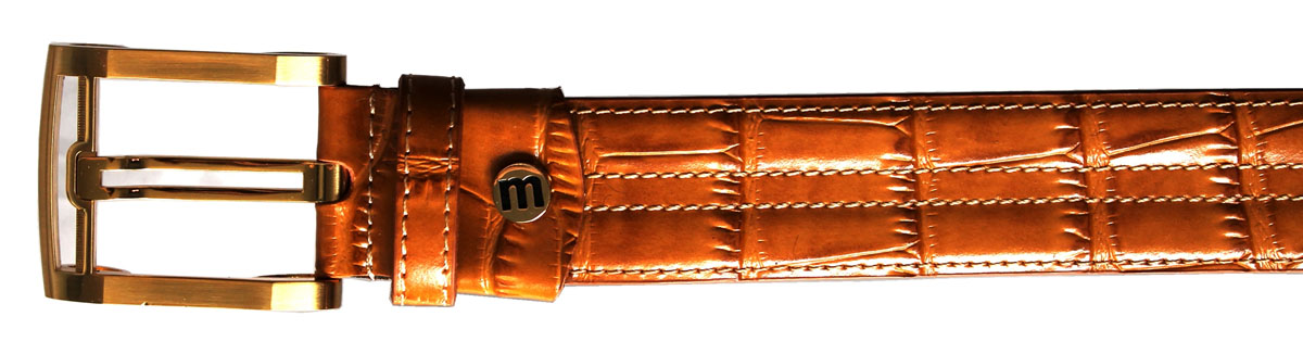 Ремень мужской Malgrado, цвет: желтый. JTZ2155 Yellow. Размер 115JTZ2155Стильный мужской ремень станет удачным дополнением для тех, кто ценит качество и креатив. Ремень выполнен из толстой натуральной кожи. Изделие застегивается на массивную металлическую пряжку золотистого цвета. Ремень - очень важная часть гардероба и к его выбору стоит относиться очень серьезно. Такой ремень дополнит ваш образ, стиль и статус.