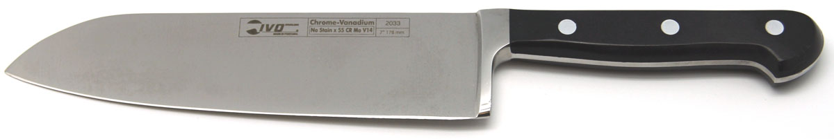 2033 Нож сантукко 18см20332033 Нож сантукко 18см Характеристики: Материал: сталь.Размер: 395*85*20мм.Артикул: 2033.