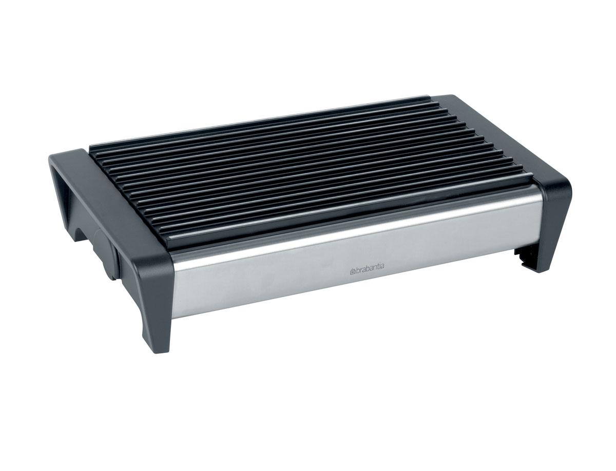 Панель для разогрева Brabantia, цвет: стальной, черный. 477102 продажа подсвечников