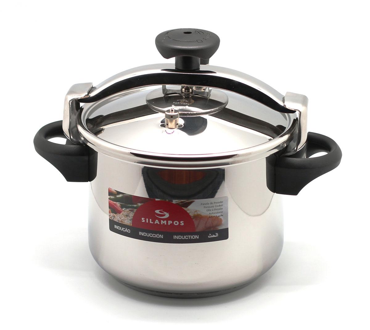 Скороварка  Silampos , с корзиной, 4,5 л - Посуда для приготовления