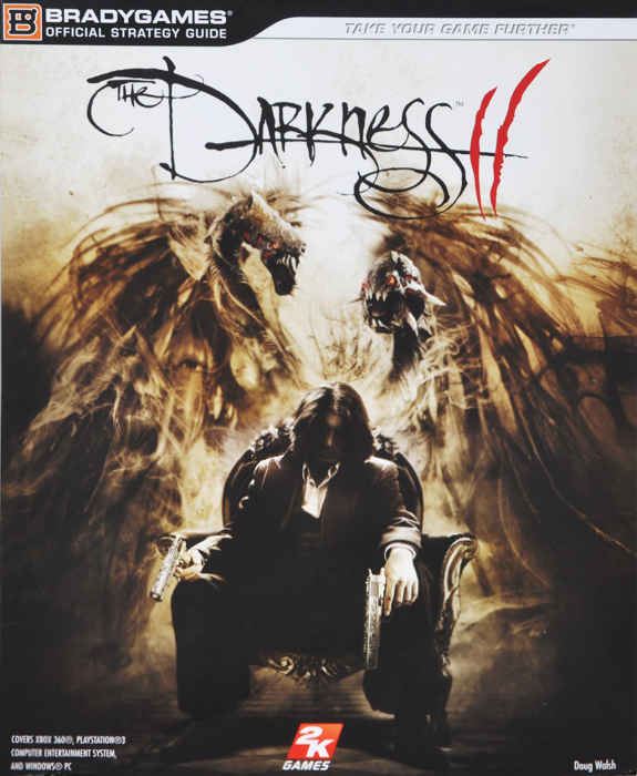 The Darkness II Official Strategy Guide darkness ii специальное издание игра для pc