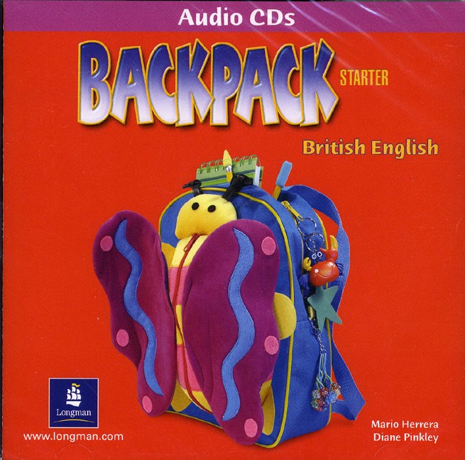 Backpack BritEng Starter CD !! welcome starter a class cd для занятий в классе cd
