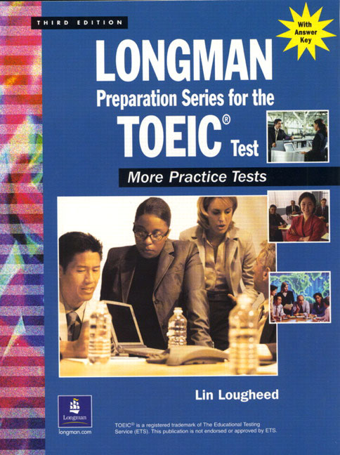 More TOEIC Practice Tests Bk +key key words for the toeic test