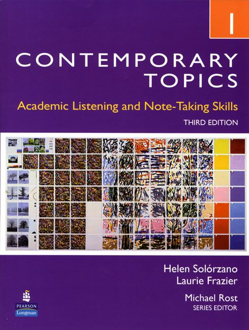Contemporary Topics 3Ed 1 SB+DVD