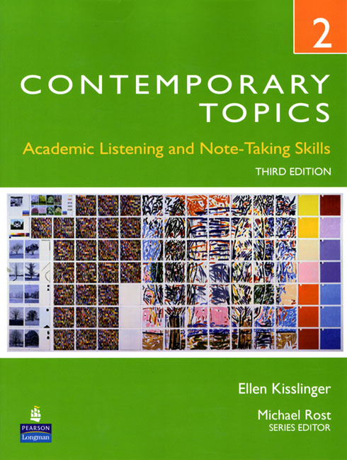 Contemporary Topics 3Ed 2 SB+DVD