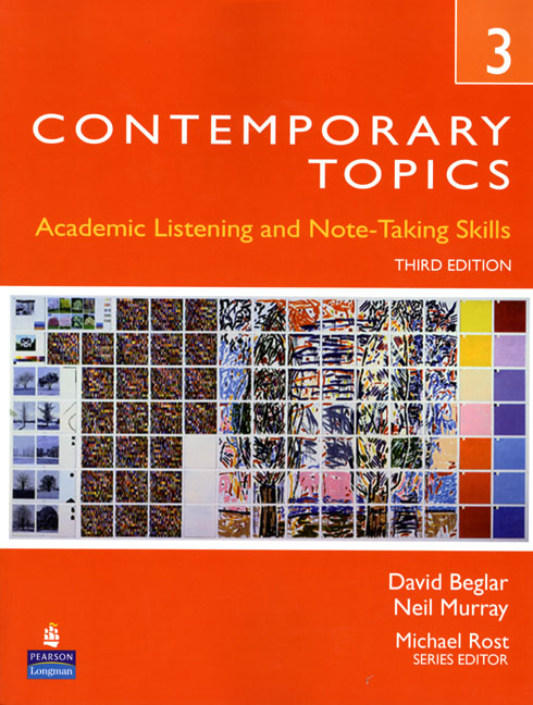 Contemporary Topics 3Ed 3 SB