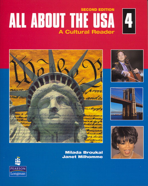 All About the USA 4, 2E SB +D the german issue 2e